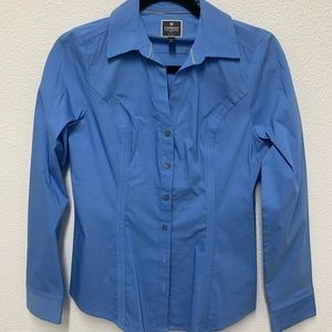 """Express """"The Essential Shirt"""", Size S"""